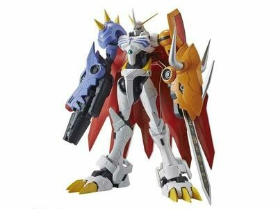 Pre-Order: DIGIMON - FIGURE-RISE STANDARD - OMEGAMON (AMPLIFIED)