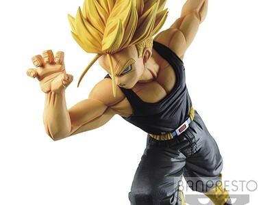 Pre-Order: DRAGON BALL Z - MATCH MAKERS - SUPER SAIYAN TRUNKS