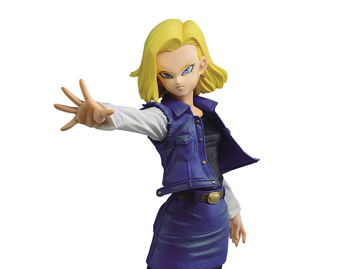Pre-Order: DRAGON BALL Z - MATCH MAKERS - ANDROID 18