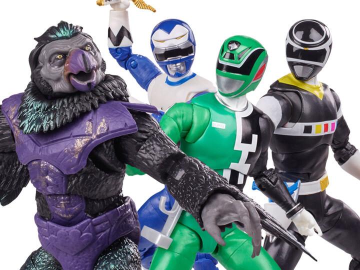 Pre-Order: Hasbro Power Rangers Lightning Collection Wave 9 Figures