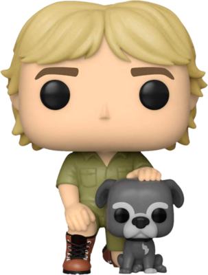 Pre-Order: The Crocodile Hunter - Steve Irwin with Sui Pop! Vinyl Figure