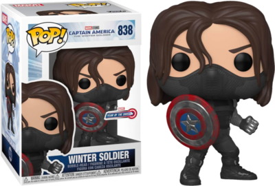 Pre-Order: Captain America 2: The Winter Soldier - Winter Soldier Year of the Shield Pop! Vinyl Figure