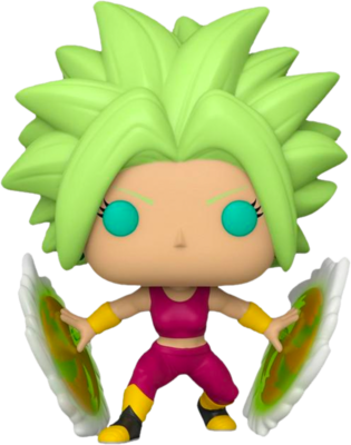 Pre-Order: Dragon Ball Super - Super Saiyan Kefla Pop! Vinyl Figure