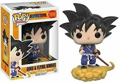 Dragon Ball - Goku and Flying Nimbus Pop! Vinyl Figure
