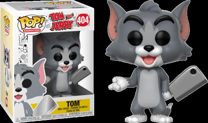 Tom and Jerry - Tom Pop! Vinyl Figure