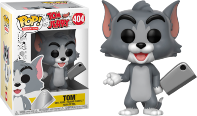 Tom and Jerry - Tom Pop! Vinyl Figure