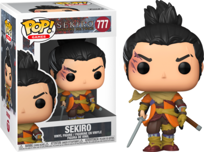 Sekiro: Shadows Die Twice - Sekiro Pop! Vinyl Figure