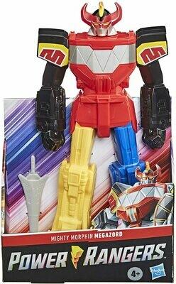 "Hasbro Megazord Power Ranger 10"" figure"