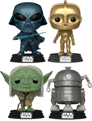 Star Wars - Ralph McQuarrie Collection Concept Pop! Vinyl Figure