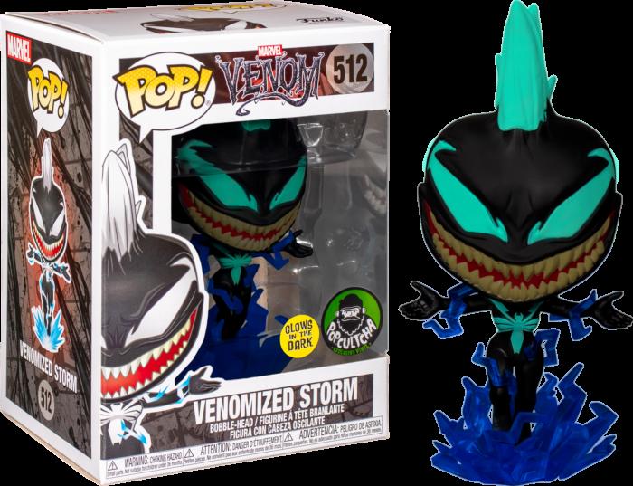 Venom - Venomized Storm Glow in the Dark Pop! Vinyl Figure
