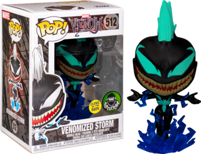 Venom - Venomized Storm Glow in the Dark Pop! Vinyl Figure