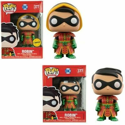 Batman - Imperial Robin Chase Pop! Vinyl Figure Bundle of 6 (set of 6)