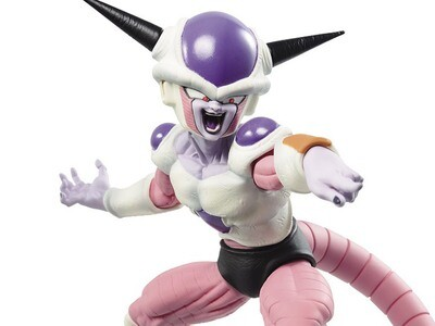 Pre-Order: DRAGON BALL Z - FULL SCRATCH - THE FRIEZA
