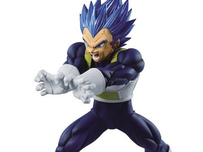 Pre-Order: DRAGON BALL SUPER - MAXIMATIC - THE VEGETA I