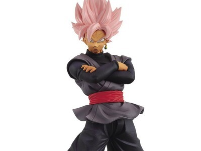 Pre-Order: DRAGON BALL SUPER - CHOSENSHIRETSUDEN II VOL.6 (B:SUPER SAIYAN ROSÉ GOKU BLACK)