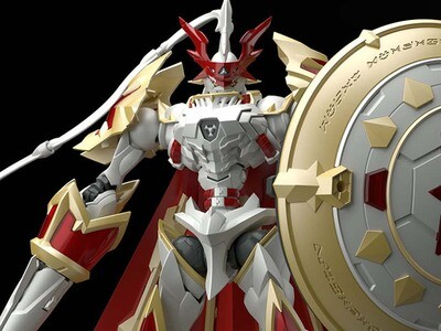 Pre-Order: DIGIMON - FIGURE-RISE STANDARD - AMPLIFIED DUKEMON / GALLANTMON