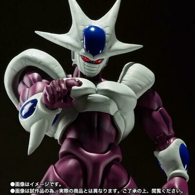 Pre-Order: S.H.FIGUARTS Dragon Ball Z Cooler Final Form