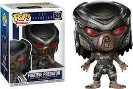 The Predator (2018) - Fugitive Predator Pop! Vinyl Figure