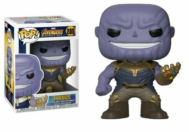 Avengers 3: Infinity War - Thanos Pop! Vinyl Figure 289
