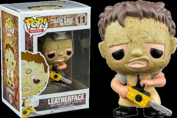 Texas Chainsaw Massacre - Leatherface POP! Vinyl Figure.