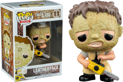Pre-Order: Texas Chainsaw Massacre - Leatherface POP! Vinyl Figure.