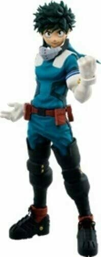 My Hero Academia Izuku Midoriya (Fighting Heroes feat. One's Justice),Bandai Ichiban Figure