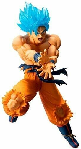 Bandai Tamashii Nations Dragon Ball: Super Saiyan God SS Son Goku Ichiban Kuji Figure