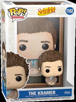 Pre-Order: Seinfeld - The Kramer TV Moments Pop! Vinyl Figure