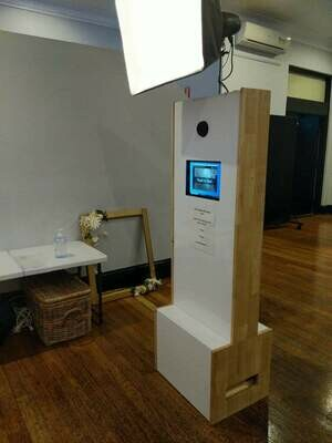 Booking Enquiry: PebblrBooth- Adelaide Photo Booth Hire Rent