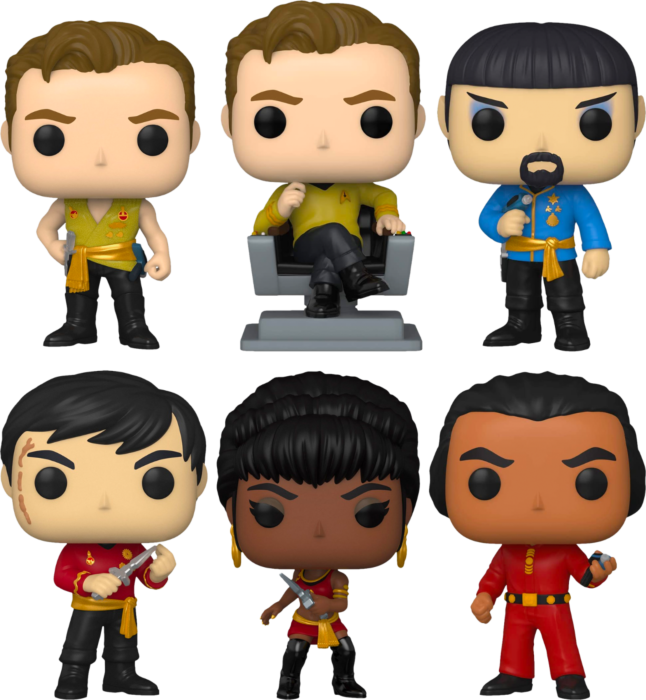Pre-Order: Star Trek: The Original Series - Set Your Phasers To Pop! Vinyl Figure