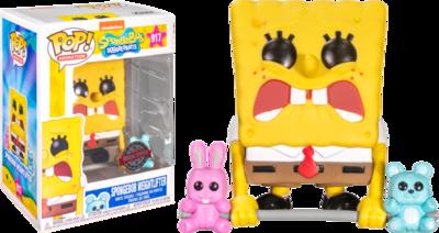 SpongeBob SquarePants - SpongeBob SquarePants Weightlifter Pop! Vinyl Figure