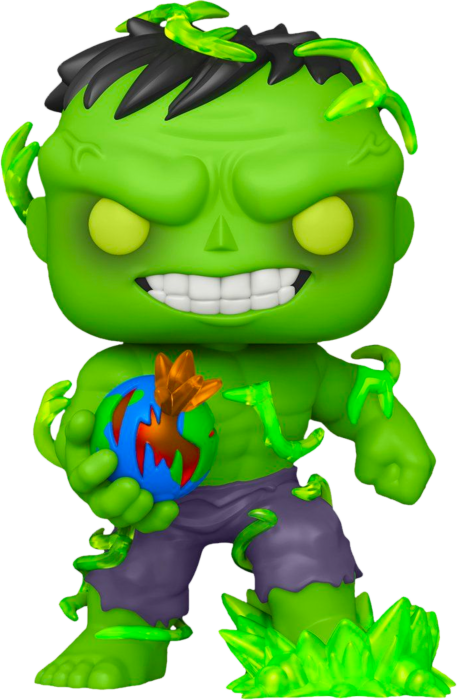 """Hulk - Immortal Hulk 6"""" Super Sized Pop! Vinyl Figure"""