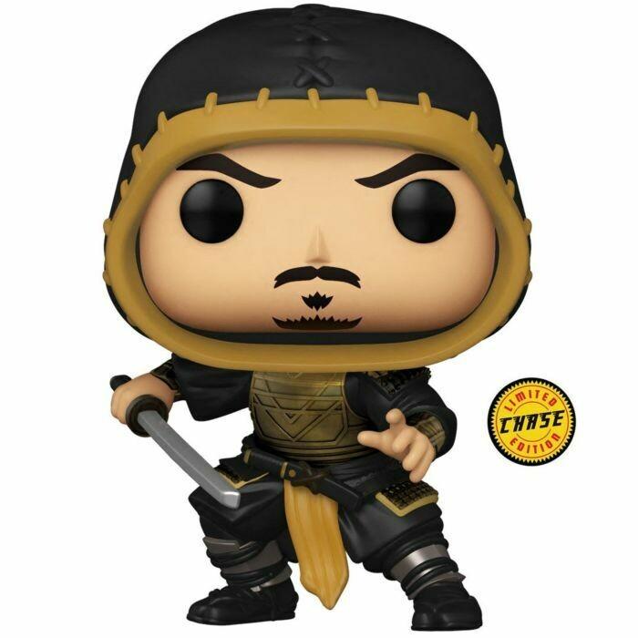 Pre-Order: Mortal Kombat (2021) - Scorpion Chase Pop! Vinyl Figure Bundle of 6 (set of 6 Pops)