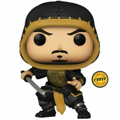 Pre-Order: Mortal Kombat (2021) - Scorpion Chase Pop! Vinyl Figure Bundle of 6 (set of 6 Pops)