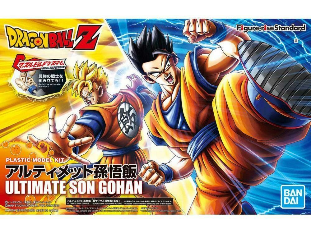 Dragon Ball Z Figure-rise Standard Ultimate Gohan Model Kit