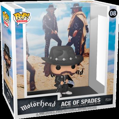 Motorhead - Ace of Spades Pop! Albums Vinyl Figure
