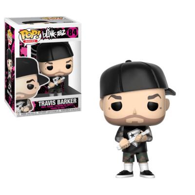 Pop! Rocks Blink 182 Travis Barker Pop! Vinyl Figure