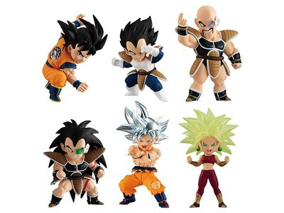 Pre-Order: Dragon Ball Adverge Motion Wave 5 Figure
