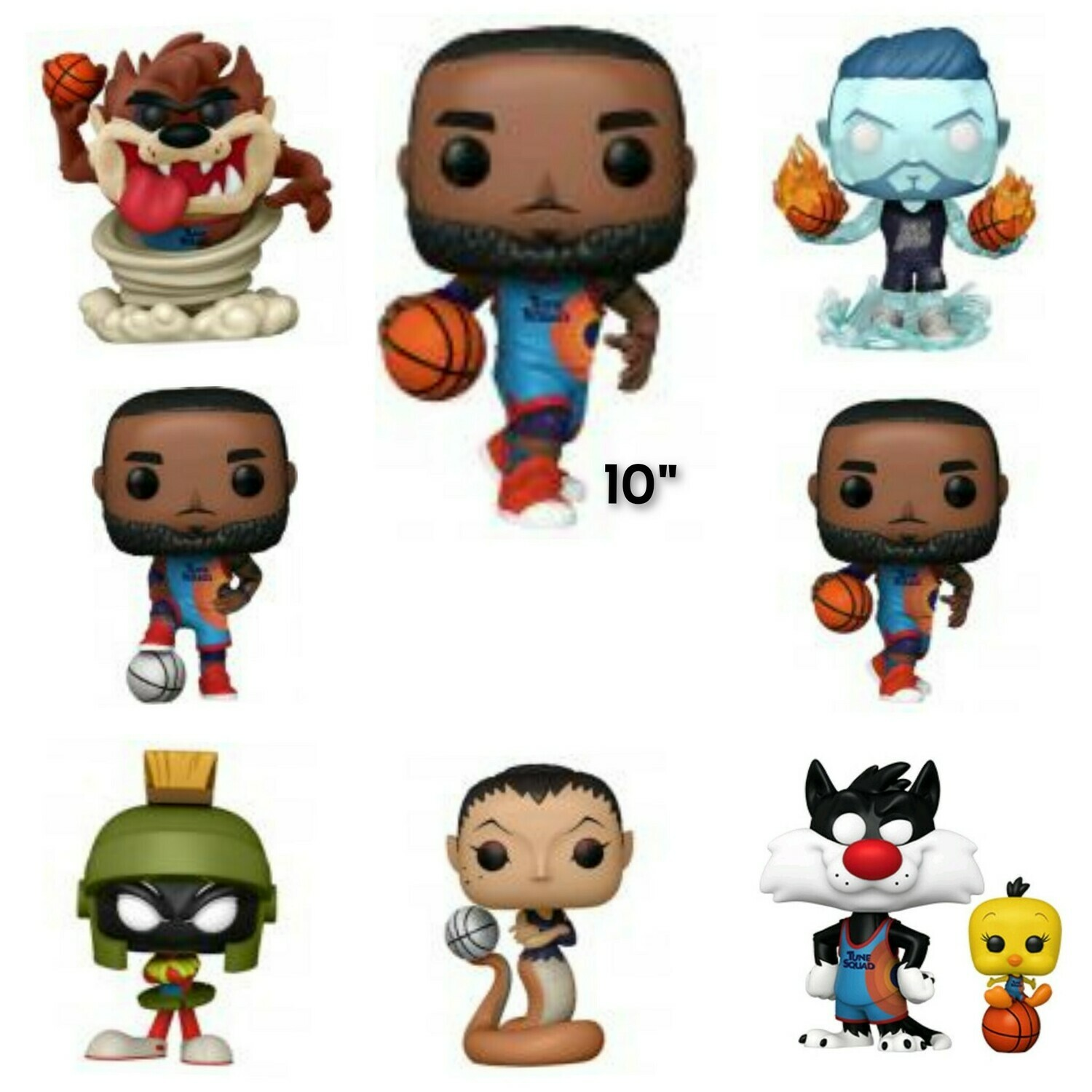 Pre-Order: Space Jam 2: A New Legacy Pop! Vinyl Figure