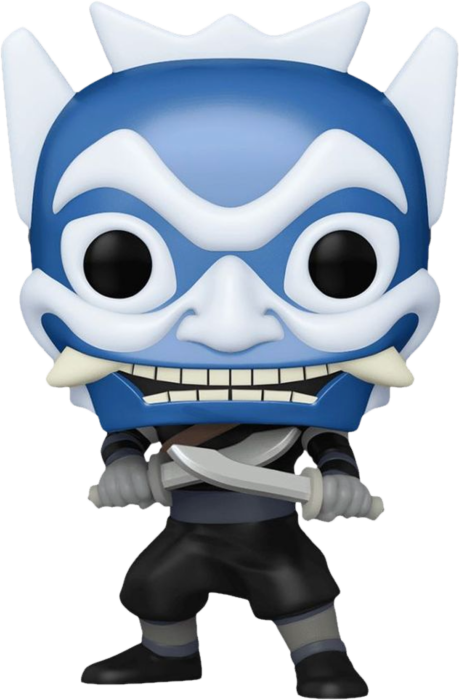 Pre-Order: Avatar: The Last Airbender - Zuko with Blue Spirit Mask Glow Chase Pop! Vinyl FigureBundle of 6 (set of 6 Pops)