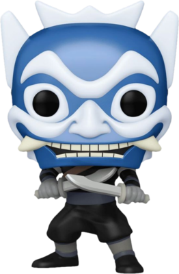 Pre-Order: Avatar: The Last Airbender - Zuko with Blue Spirit Mask Glow Chase Pop! Vinyl Figure Bundle of 6 (set of 6 Pops)