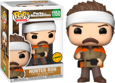 Pre-Order: Parks and Recreation - Hunter Ron Chase Pop! Vinyl Figure Bundle of 6 (set of 6)