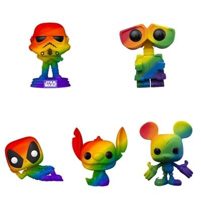 Pre-Order: Funko Rainbow Pride - 2021 Rainbow Pride Pop! Vinyl Figure