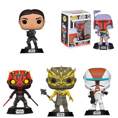 Pre-Order: Star Wars - Star Wars Pop! Vinyl Figure