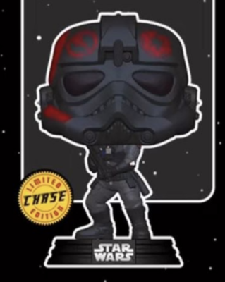 Pre-Order: Star Wars: Battlefront II - Iden Versio Inferno Squad Pop! Vinyl Figure bundle of 6 (set of 6)​