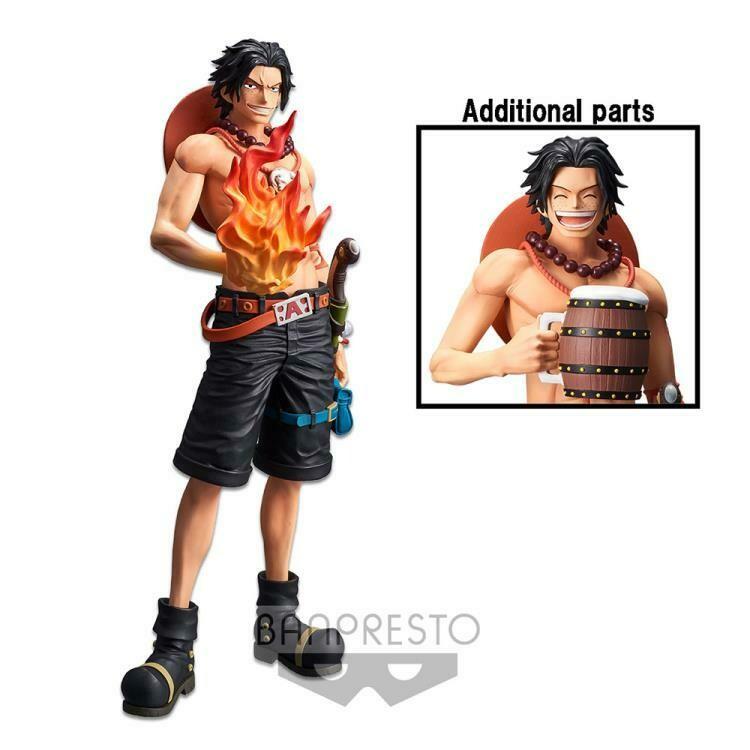 Pre-order: One Piece Grandista Nero Portgas D. Ace