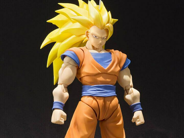 Pre-Order: S.H.FIGUARTS Dragon Ball Z Super Saiyan 3 Son Goku