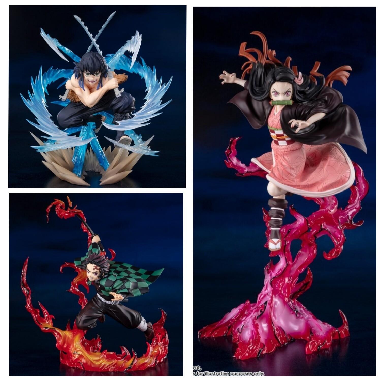 Pre-Order: FIGUARTSZERO Demon Slayer Tanjiro Kamado Total Concentration