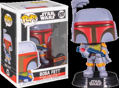 Star Wars - Boba Fett Vintage Pop! Vinyl Figure