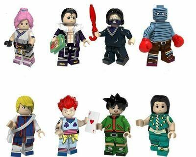 Hunter X Hunter Mini-Figures